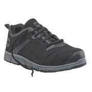 Site Flex Safety Trainers Black Size 8