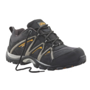 Site Mercury Safety Trainers Black Size 10