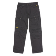DeWalt Combat Ripstop Trousers Black 40