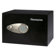 Sentry Safe Electronic Locking Security Safe Ltr
