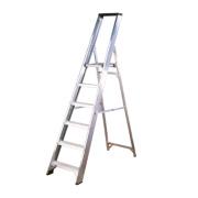 Lyte Platform Steps Aluminium 6 Treads 1.91m