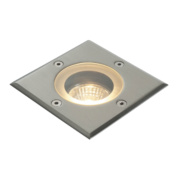 Forge Ground Light Polished Stainless Steel 50W