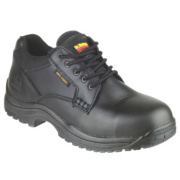 Dr Marten Keadby Safety Shoes Black Size 8