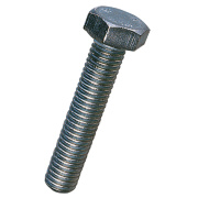 BZP Set Screws M6 x 50mm Pack of 100