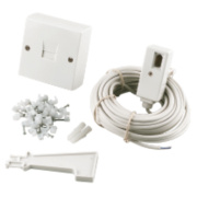 Telephone Extension Kit 10m