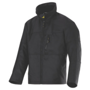 Snickers 1118 Winter Jacket Black Large 44