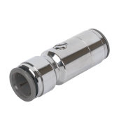 JG Speedfit Chrome Isolating Valve