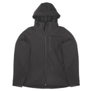 Site Willow Soft Shell Jacket Black Medium 40-41