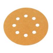 Norton Sanding Grip Disc 125mm 180 Grit Pack of 10