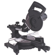 Evolution Stealth 210mm Compound Mitre Saw 240V