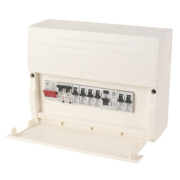 MK 10-Way High Integrity Consumer Unit