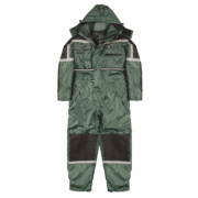 Dickies Waterproof Padded Coverall Green Medium 40-42