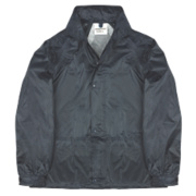 2-Piece Waterproof Rainsuit Navy Lge 42-44