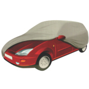 Hilka Pro-Craft Protective Vehicle Cover Small 13' Silver