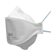 3M Disposable Dust Respirators FFP2 Pack of 5
