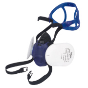 Drager Construction Half Mask with Filters P3