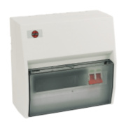 Wylex 8-Way Fully Insulated Main Switch Consumer Unit