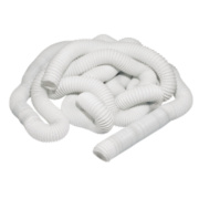 PVC Ducting Hose White 45m x 100mm
