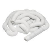 PVC Ducting Hose White 45m x 100mm