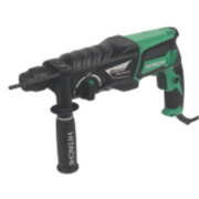Hitachi DH26PX/J2 2kg SDS Plus Hammer Drill 110V