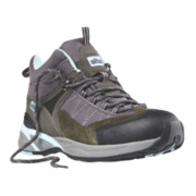 Site Ladies Safety Trainer Boots Grey Size 8
