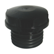 FloPlast Push-Fit Air Admittance Valve Black AF110
