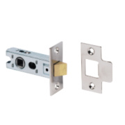 Tubular Latch Polished Nickel Effect 63mm