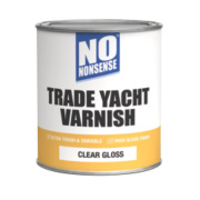 No Nonsense Yacht Varnish Gloss Clear 750ml