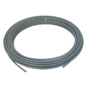 QPL Polybutylene Barrier Pipe Grey 50m x 15mm