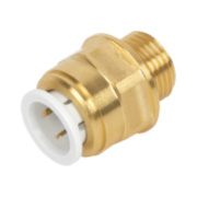 JG Speedfit Cylinder Connector Male