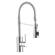 Bristan Target Pull-Out Spray Mono Mixer Kitchen Tap Chrome