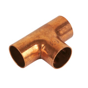 Yorkshire Endex Equal Tee NS24 22mm Pack of 10