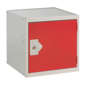QU1515A01GURD Security Cube Locker Red