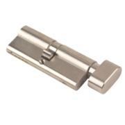Yale 6-Pin Euro Cylinder Thumbturn Lock 35-35 (70mm) Sat. Nkl