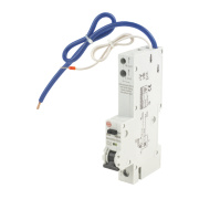 Wylex 40A 30mA Single Pole Type B Curve RCBO