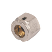 QPL 15mm Pex/Pb Pipe Connector