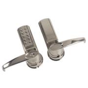 Codelock CL5020SS Electronic Heavy Duty Push Button Lock Mortice