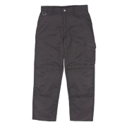Scruffs Worker Trousers Black 40