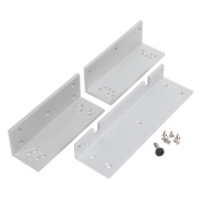 Deedlock AEMBR026 Z & L Bracket Set for Standard Magnetic Lock V