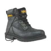DeWalt Maxi Safety Boots Black Size 12
