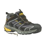 DeWalt Cutter Safety Trainers Grey / Black Size 12