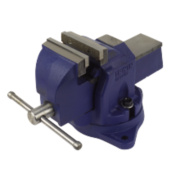 Irwin Record Mechanics Vice with Swivel Base 4