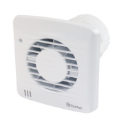 Xpelair SLDC100HT W Axial Fan with Humidistat & Timer