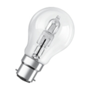 Osram Classic ECO Superstar GLS Halogen Lamp BC 46W