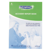 Wallace Cameron Accident Report Book