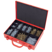 Fischer Screws Trade Case 1350 Pieces