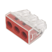 3-Way Push-Wire Connector 773 Series Pack of 50