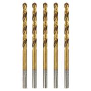 Erbauer Ground HSS Drill Bit 4mm Pack of 5