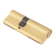 ERA 6-Pin Euro Cylinder Lock 35-50 (85mm) Brass