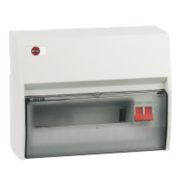 Wylex 11-Way Fully Insulated Main Switch Consumer Unit